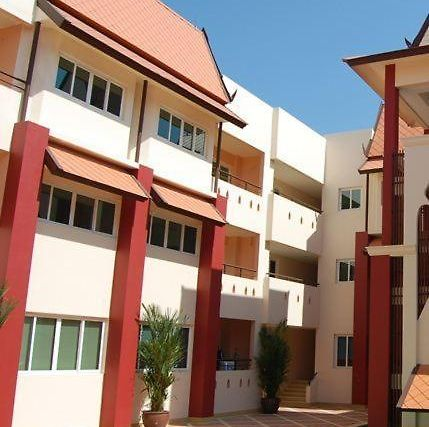 Rm-Wiwat Apartment Exterior Hotel information