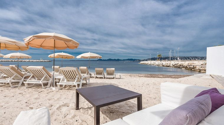 Cap D'Antibes Beach Hotel Facilities