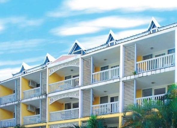 Residence Les Manguiers Exterior Hotel information