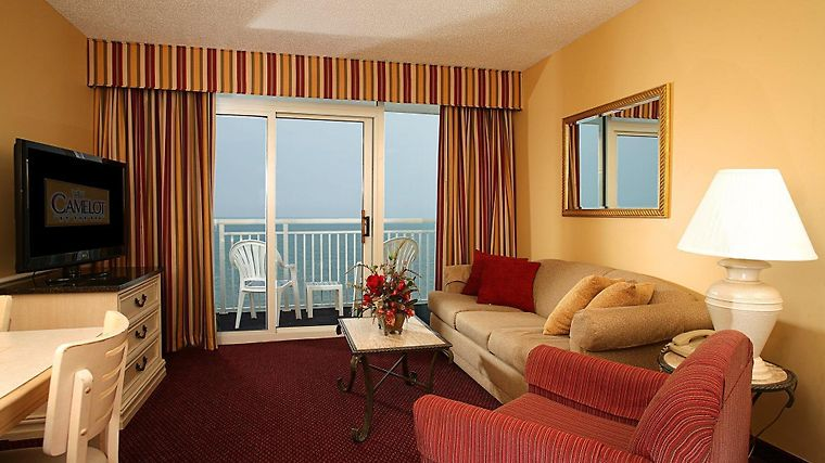 Camelot By The Sea Room