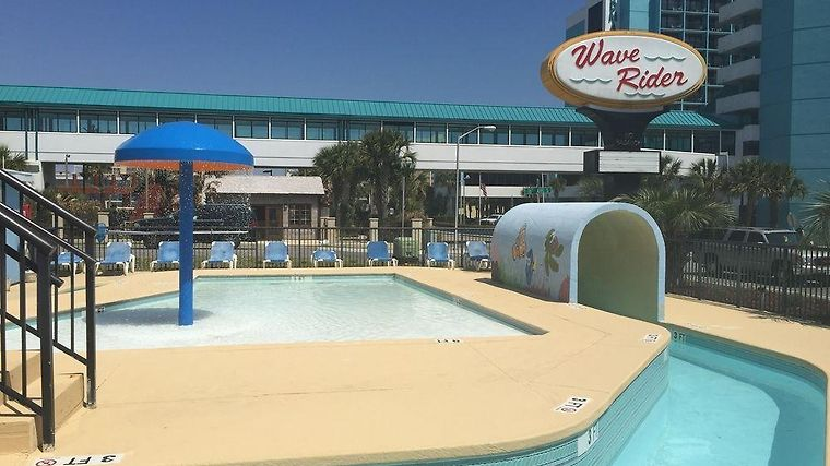 Hotel Wave Rider Resort Myrtle Beach Sc 2 United States From