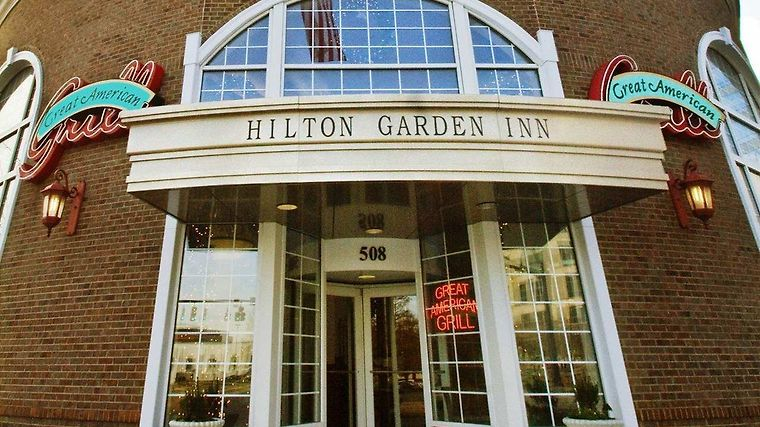 Hotel Hilton Garden Inn Charlotte Uptown Charlotte Nc 3 United States From C 284 Ibooked
