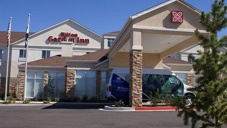 °HOTEL HILTON GARDEN INN COLORADO SPRINGS AIRPORT COLORADO SPRINGS, CO 3*  (United States)   From US$ 153 | BOOKED