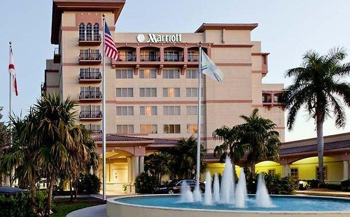 Fort Lauderdale Marriott C Springs Hotel Golf Club Convention Center Fl 3 United States From Us 164 Booked