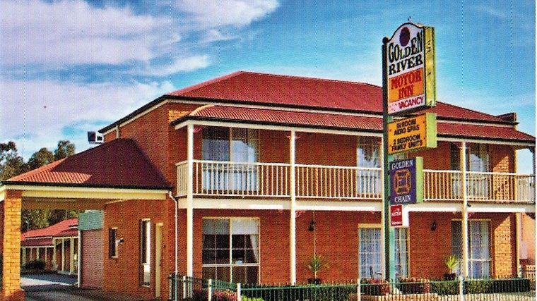 Golden River Motor Inn photos Exterior