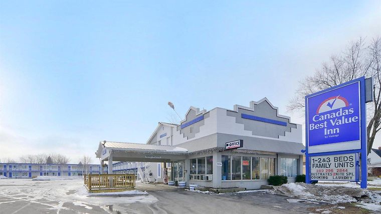 Canadas Best Value Inn Niagara Falls Exterior