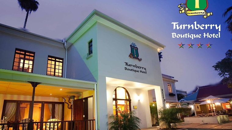 Turnberry Boutique Hotel Exterior