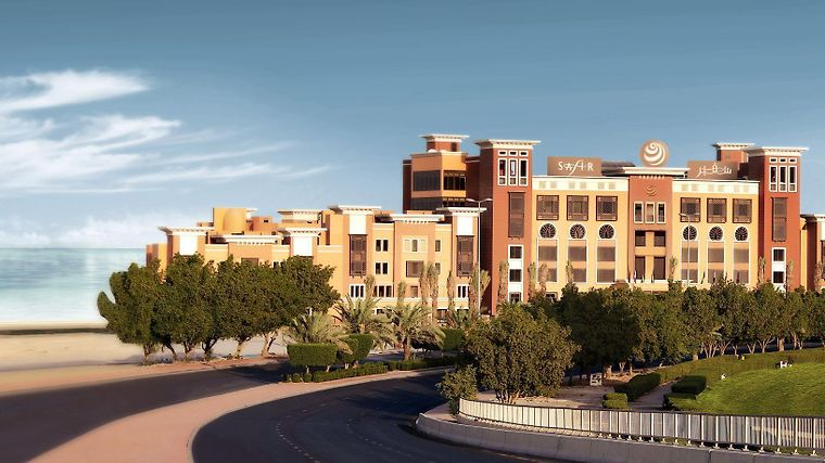Safir Hotel And Residences Fintas - Kuwait photos Exterior