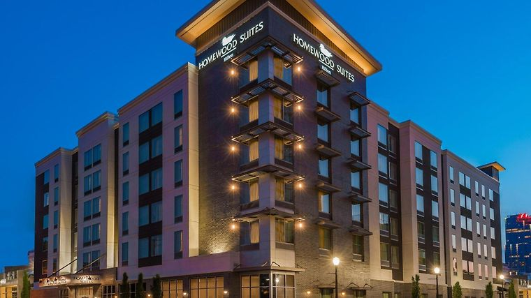 Homewood Suites By Hilton Little Rock Downtown Exterior