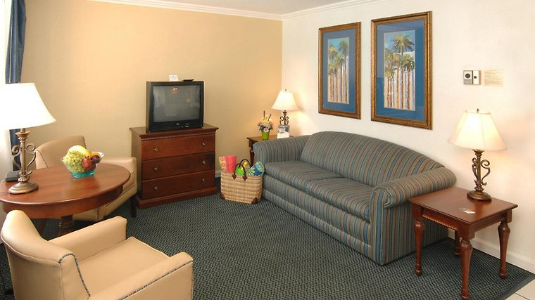 Best Western Sea Castle Suites photos Room
