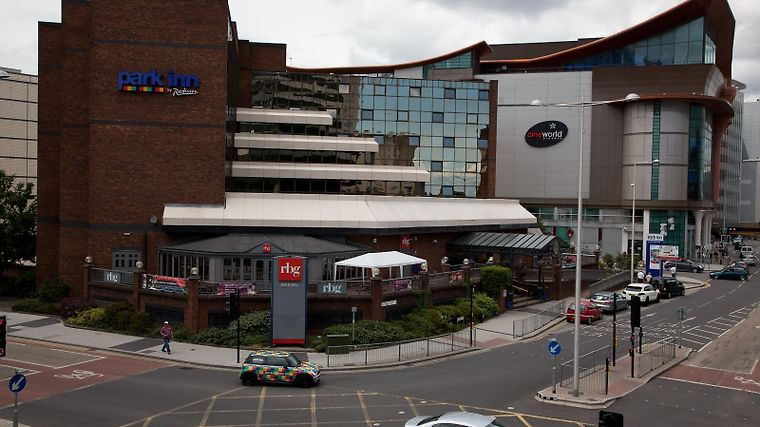 Park Inn By Radisson Cardiff City Centre Hotel Exterior