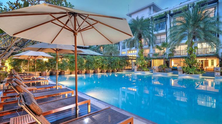Burasari Resort Patong Phuket photos Exterior