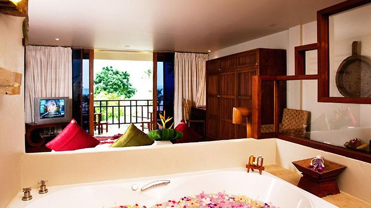 The Sunset Beach Resort & Spa Room