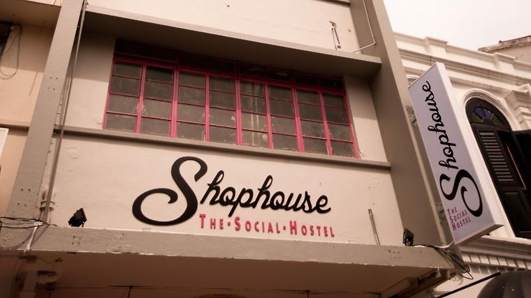 Shophouse The Social Hostel photos Exterior