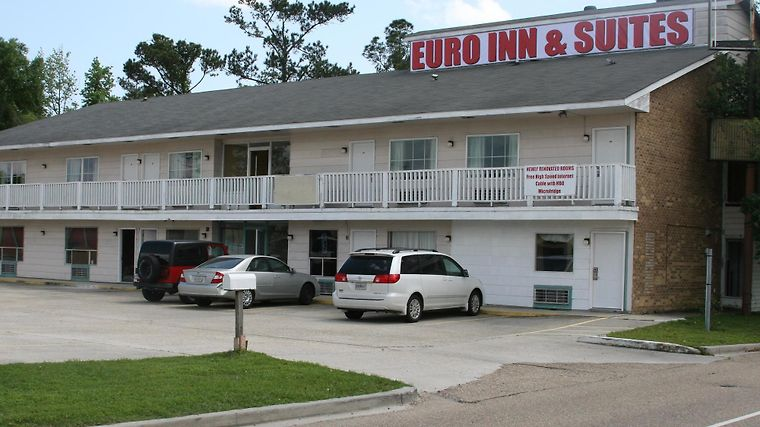 Euro Inn And Suites Slidell Exterior