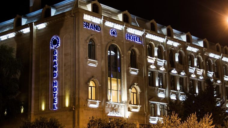 Shell - Grand Hotel Baku photos Exterior