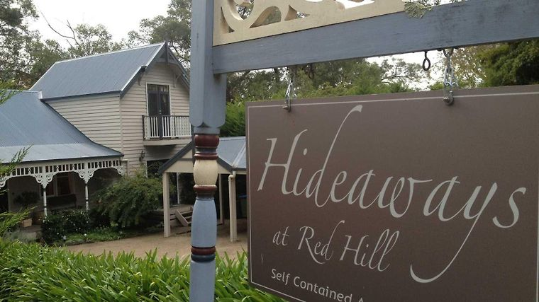 Hideaways At Red Hill Hotel Exterior