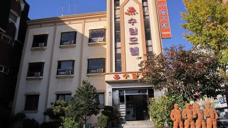 Goodstay Soolim Motel photos Exterior