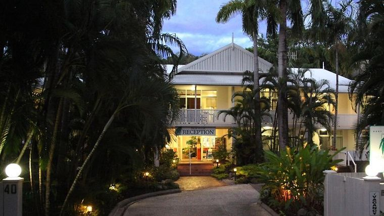 Port Douglas Palm Villas Exterior