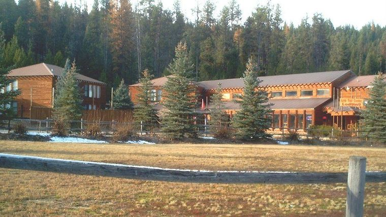 The Lodge At Lolo Hot Springs Exterior