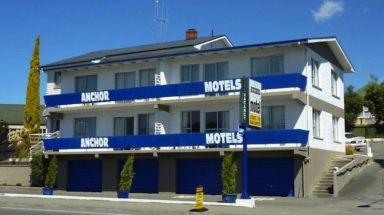 Anchor Motel & Timaru Backpackers photos Exterior