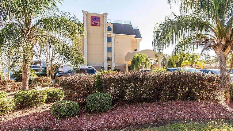 Comfort Suites Airport Kenner photos Exterior