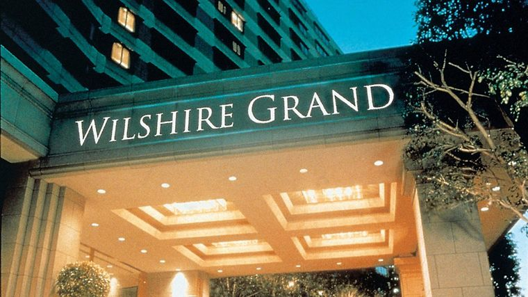 Wilshire Grand Los Angeles Exterior