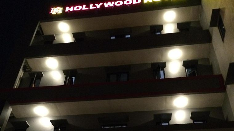 Hollywood Hotel Exterior