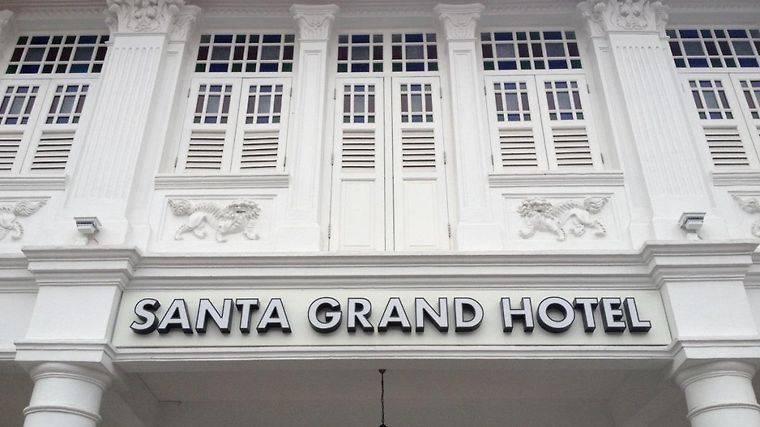 Santa Grand Hotel East Coast photos Exterior