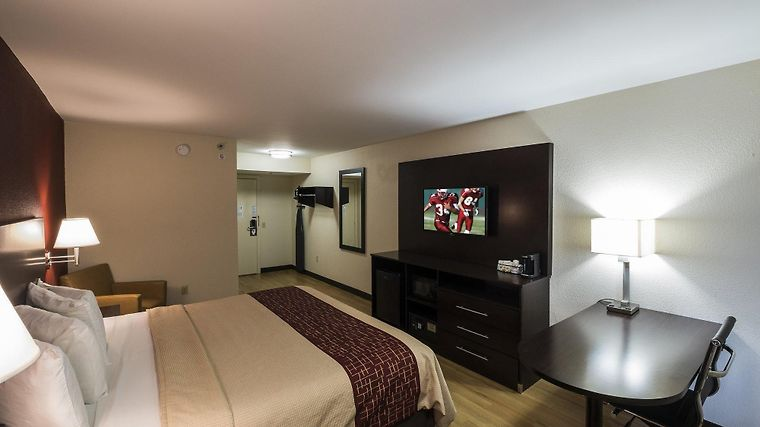 °HOTEL RED ROOF INN HOUSTON ENERGY CORRIDOR HOUSTON, TX 3* (United States)    From US$ 76 | BOOKED