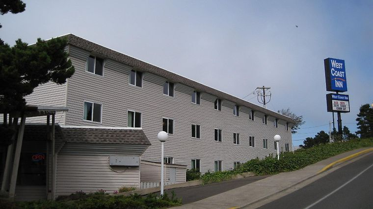 Econo Lodge Lincoln City Exterior