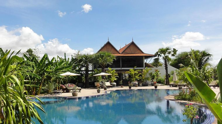 Battambang Resort Exterior