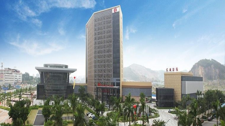 Ramada Plaza Huizhou East photos Exterior