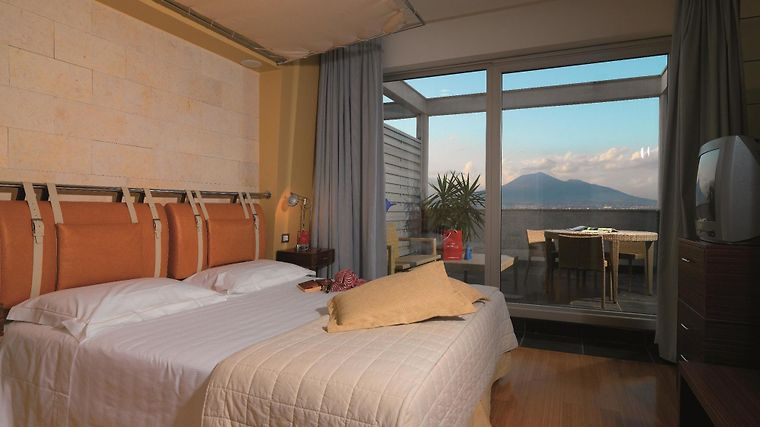 Towers Hotel Stabiae Sorrento Coast Room
