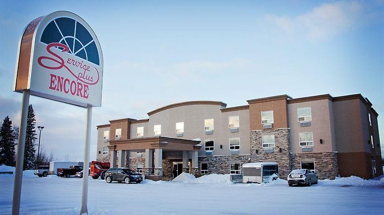 Service Plus Inns & Suites Drayton Valley photos Exterior