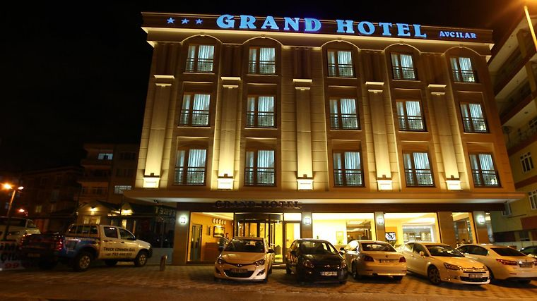 Grand Airport Hotel Avcilar Exterior