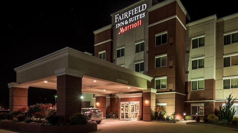 Fairfield Inn & Suites Tupelo Exterior