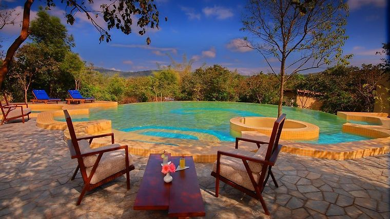The Windflower Resort & Spa Bandipur Exterior