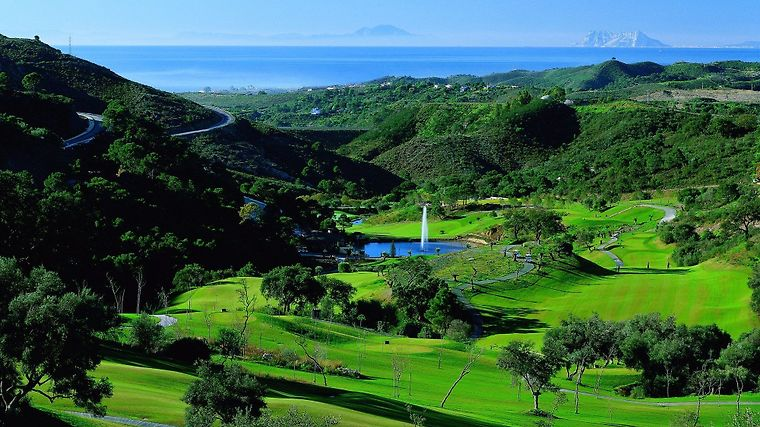 Marbella Club Hotel Golf Resort & Spa photos Exterior Golf course