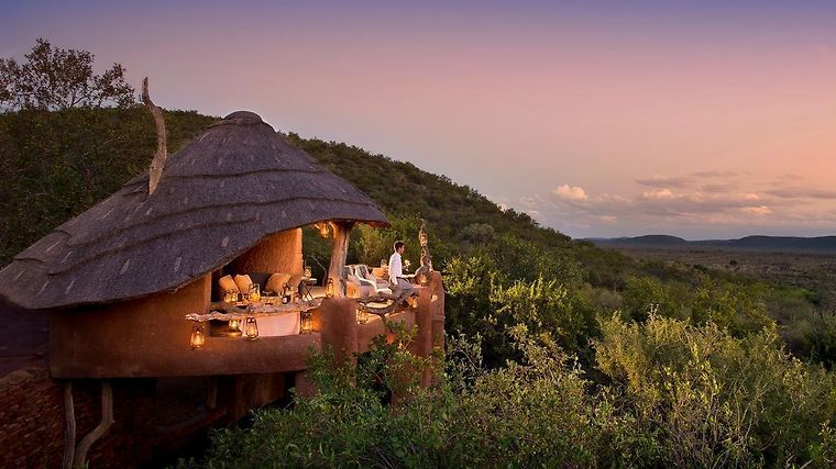 Madikwe River Lodge Exterior