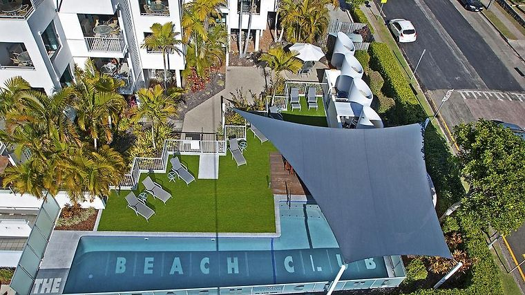 Beach Club Resort Exterior