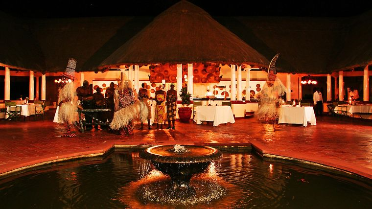 The Victoria Falls Hotel photos Restaurant Restaurant