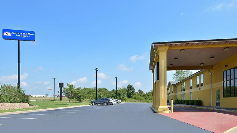 Americas Best Value Inn And Suites Mount Vernon photos Exterior