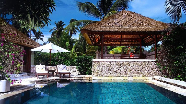 The Oberoi Lombok Facilities Pool