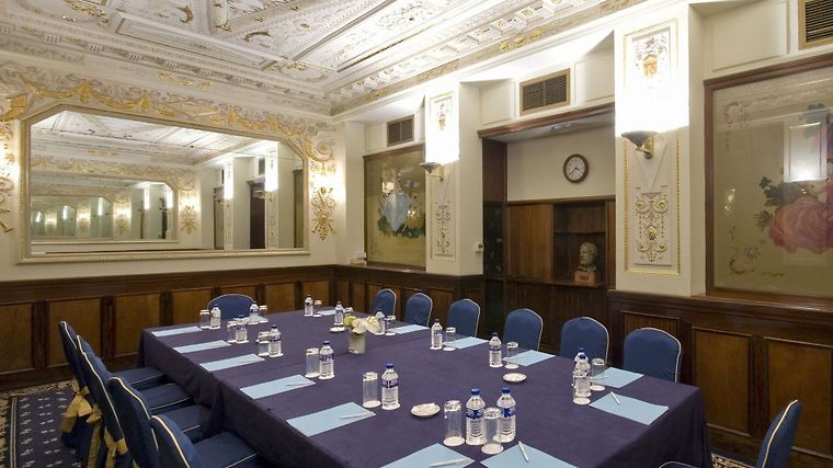 Hotel Avenida Palace Facilities Conference Room