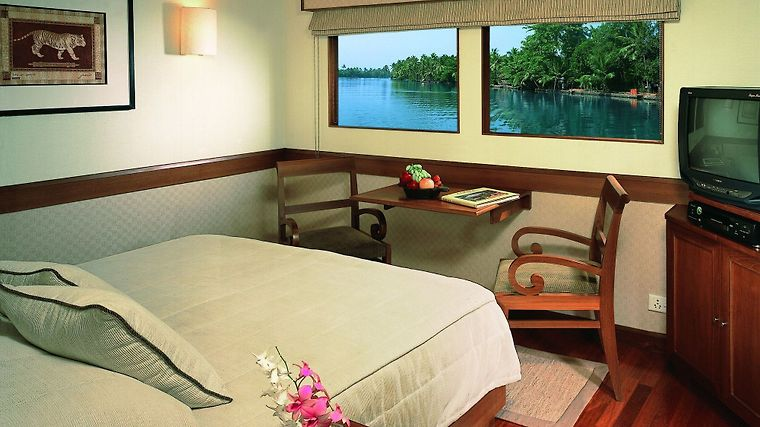 The Oberoi Motor Vessel Vrinda photos Exterior Guest room