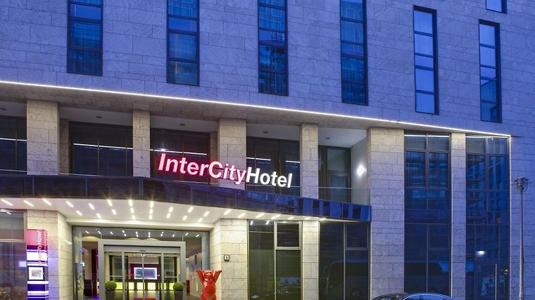 Intercityhotel Berlin Hauptbahnhof photos Exterior Exterior View