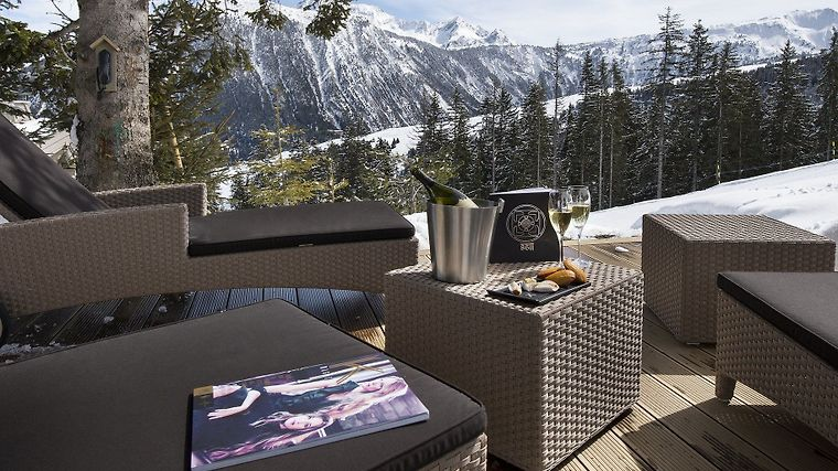 HOTEL LE K2 PALACE COURCHEVEL 5* (France) - from £ 3131 | HOTELMIX