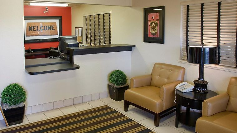 Extended Stay America - St Louis - Westport - East Lackland Rd Exterior