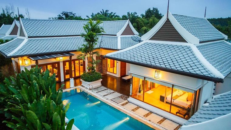 Pimann Buri Luxury Pool Villas Aonang photos Exterior